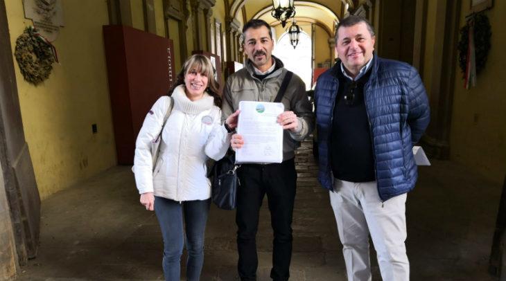 Il Comitato pro Bretella ha raccolto oltre 3.000 firme a Imola e vallata a sostegno del progetto esistente