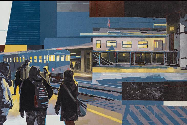«Recur», personale di Edoardo Mendez alla galleria Tales of Art