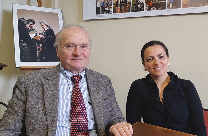 Franco Scala e i trent'anni di storia dell'Accademia pianistica
