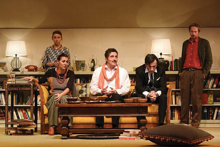 Ritratto di una generazione, a teatro si discute sul «nome del figlio»