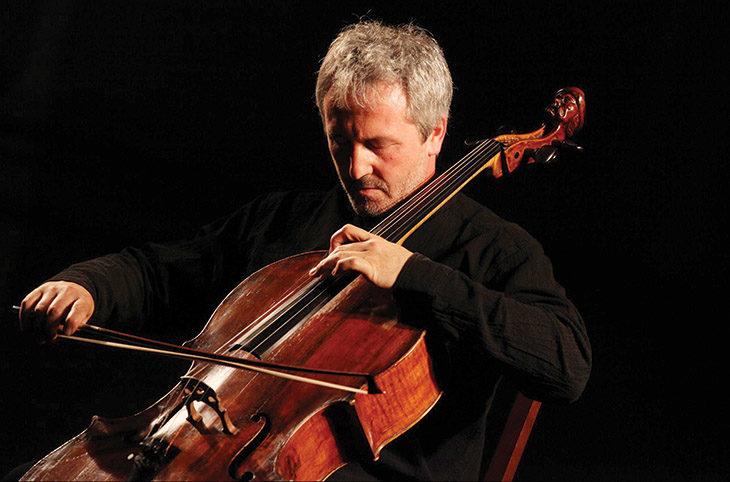 Mario Brunello ed Enrico Pace in concerto domani per l'Accademia