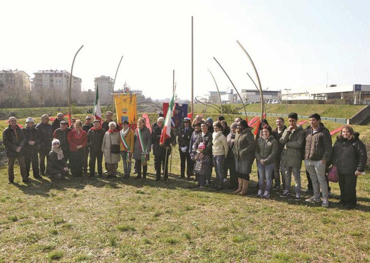 """Sarà reinaugurato sabato 9 marzo a Imola il monumento ai caduti """"La Rossa' in viale Amendola"""