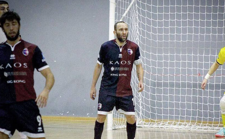 Futsal Coppa B, l'Imolese Kaos esce subito nei quarti della Final-Eight