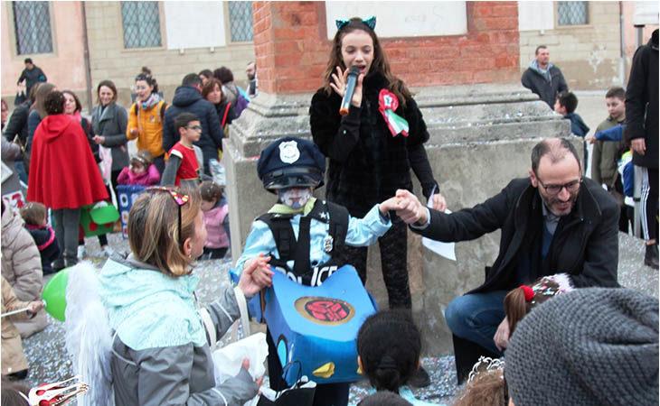 Carnevale 2019, le maschere più belle a Imola e Castel San Pietro. IL VIDEO