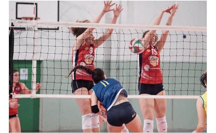 Pallavolo B2 femminile, una sorprendente Vtb Ozzano conquista Lugo