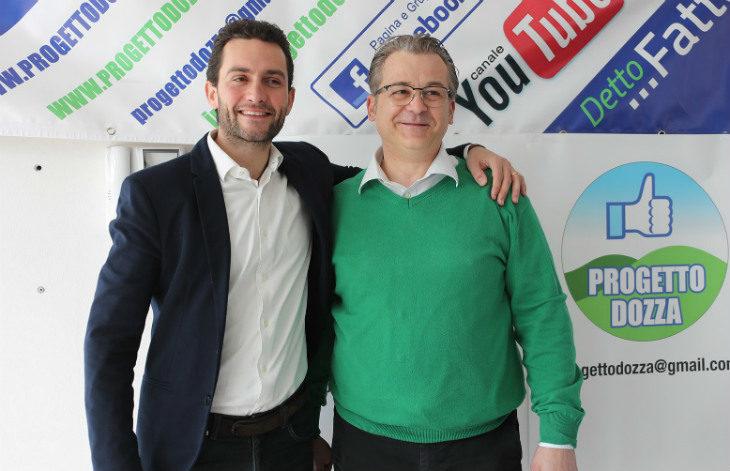 Elezioni comunali, a Dozza il sindaco Luca Albertazzi punta al bis ed elenca le cose fatte