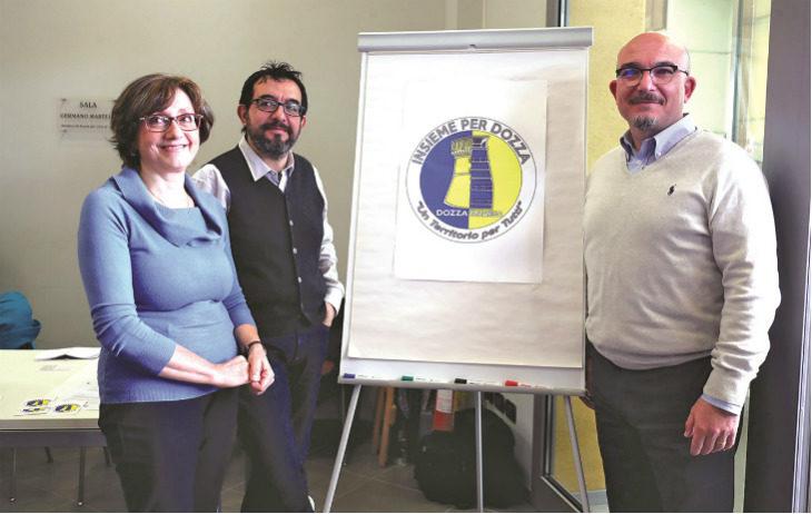 Elezioni comunali, Insieme per Dozza sfida l'Amministrazione uscente con il sostegno del Pd e di Articolo 1 Mdp