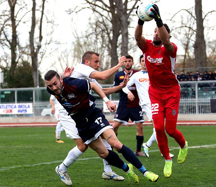 Serie C: chi giocherà in attacco nell'Imolese che sfida la Ternana con la voglia play-off?
