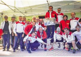 Cinque medaglie per l'Avis Castello ai campionati italiani di corsa campestre Master