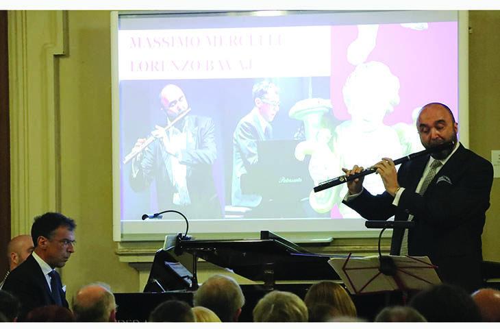 Prima rassegna di concerti al Museo diocesano curata dall'Erf