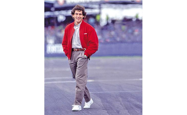 «Uno swing al volante», al Golf Club «Le Fonti» di Castello un incontro coi fotografi di Senna