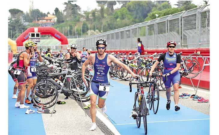 600 atleti pronti a darsi battaglia nella 2^ edizione del Duathlon Sprint di Imola. Previste modifiche alla viabilità