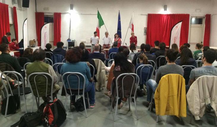 Al via il nuovo corso per diventare volontari della Croce rossa italiana, il 28 marzo la lezione introduttiva
