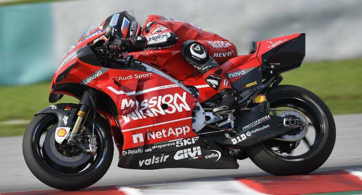 MotoGp, confermata la vittoria di Dovizioso in Qatar. Prosegue l'accordo di sponsorizzazione tra Cefla e Ducati