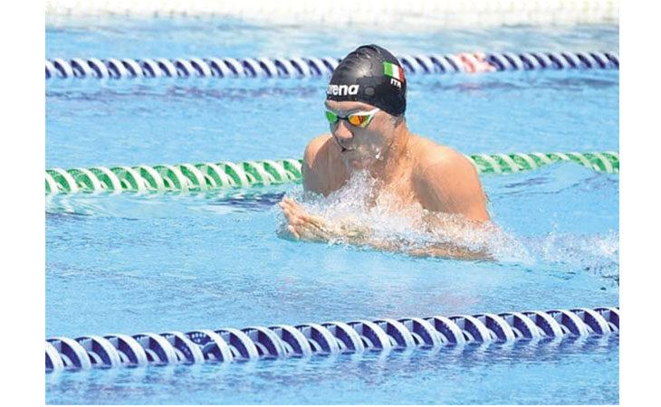 Nuoto, Simone Cerasuolo batte il record nei 100 rana Ragazzi di Martinenghi