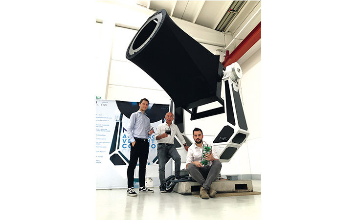 Imola Programma, con Npc l'industria del futuro avrà gli occhi nello spazio