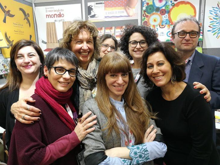 Bacchilega Junior, alla Bologna Children's Book Fair con I nuovi libri e Lo Spunk