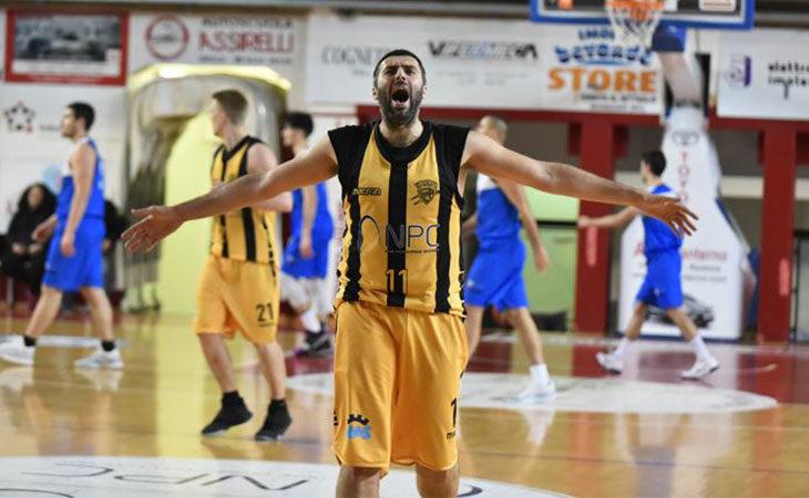 Basket C Gold, servono due supplementari alla Vsv Imola per conquistare Ferrara