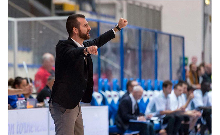 Basket A2, coach Di Paolantonio nel post partita di Le Naturelle-Jesi. IL VIDEO