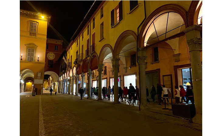 «Camminacittà», a Imola dalla Bocciofila si va in direzione «ospedale»