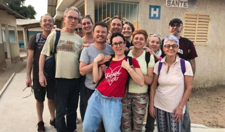 I volontari di Kasomay appena tornati dal Senegal: «Missione riuscita, ma c'è ancora tanto da fare»