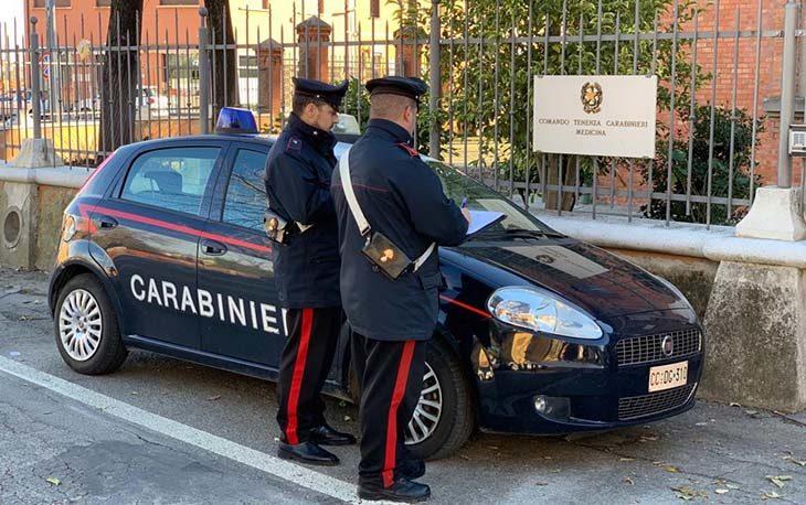 Un 32enne di Faenza arrestato per sequestro di persona e violenza nei confronti della ex di Medicina