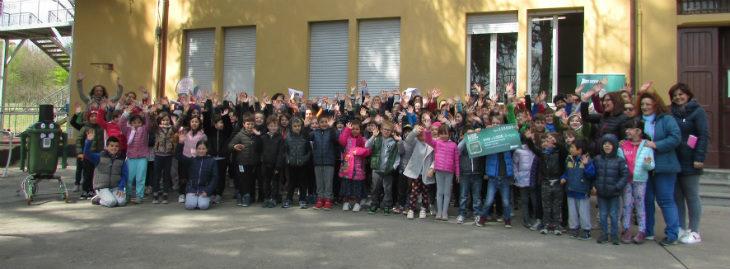 Da Hera con Digi e Lode assegni da 2.500 euro alle scuole primarie Cappuccini e Ponticelli e alla secondaria Valsalva