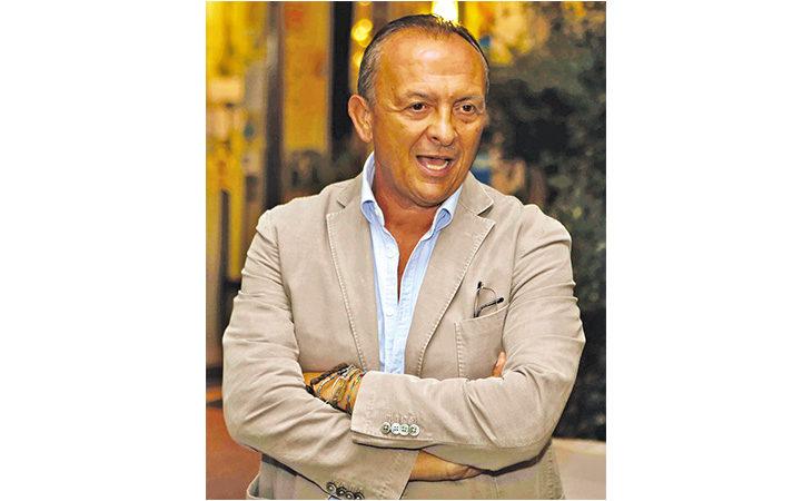 Futsal, il patron del marchio Kaos Marco Calzolari e la promozione in A2 dell'Imolese