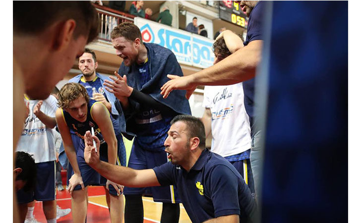 Basket C Gold, Castel Guelfo perde ancora in casa e ora dovrà passare dai play-out