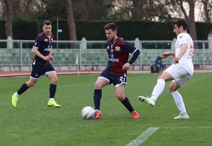 Un buon 0-0 a Verona, l'Imolese resta quarta