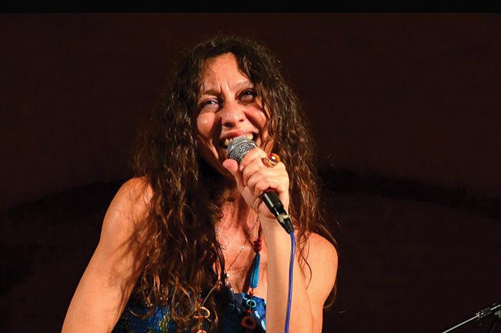 Silvia Donati a Dozza per un progetto dedicato a Nina Simone e Billie Holiday
