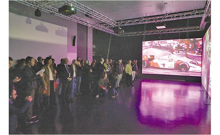 Inaugurata all'autodromo di Imola la mostra su Ayrton Senna. IL VIDEO