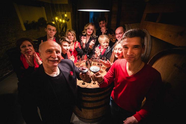 """La cantina """"Dalfiume Nobilvini' festeggia 70 anni con un Sangiovese superiore che sarà presentato al Very Wine"""