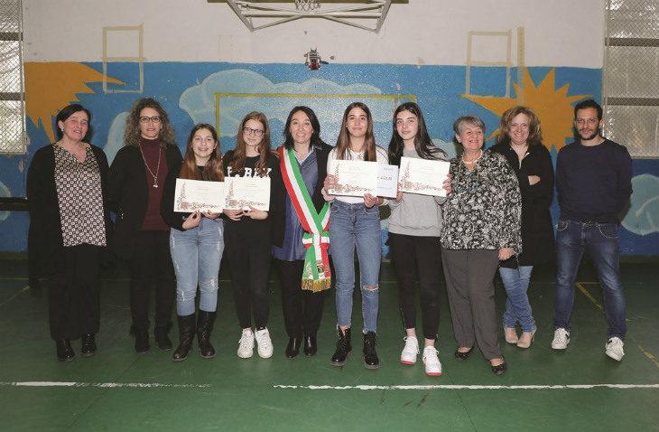 Anna Lettieri si aggiudica il primo premio del concorso intitolato alla collaboratrice di «sabato sera» Silvia Lucchese
