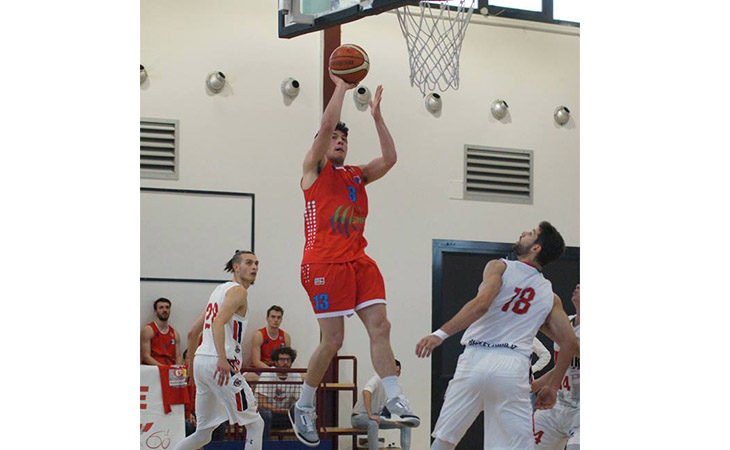 Basket serie B, capolavoro della Sinermatic Ozzano in casa di Cesena