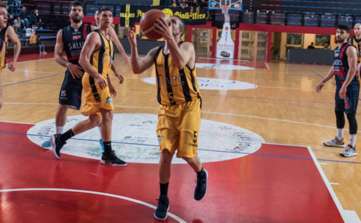 Basket C Gold, la Vsv Imola vince e chiude terza. Sconfitta «indolore» per Castel Guelfo in vista dei play-out