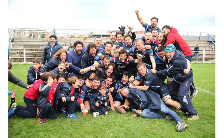 Rugby, Imola regola Bologna e festeggia la promozione in serie B