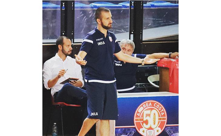 Basket A2, coach Di Paolantonio nel post partita di Le Naturelle-Montegranaro. IL VIDEO