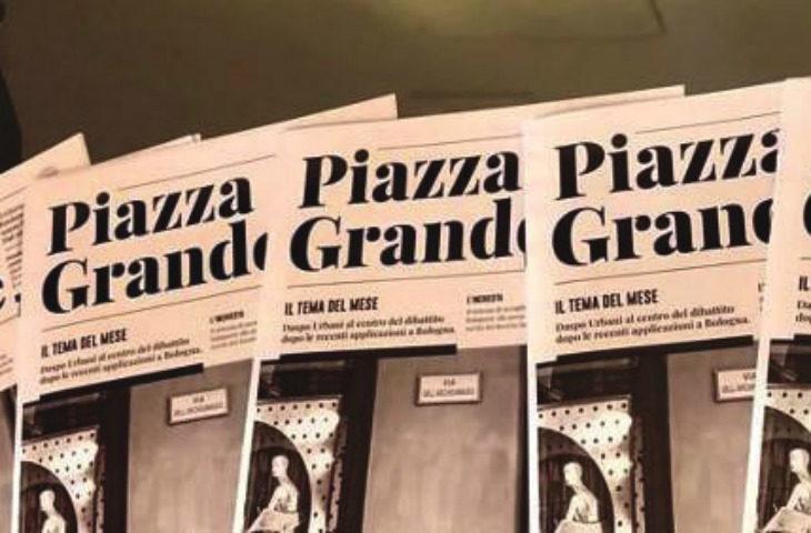 """Il mensile bolognese """"Piazza Grande' è tornato e sarà distribuito anche a Imola presso la redazione di «sabato sera»"""