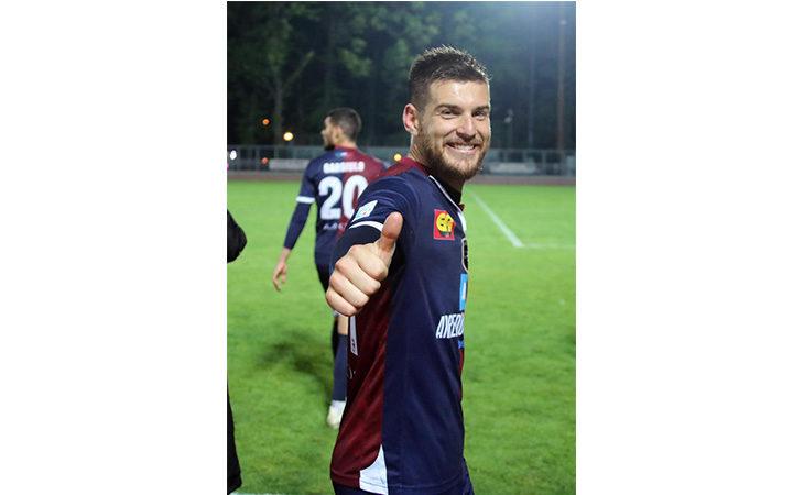Calcio serie C: il tecnico Alessio Dionisi, Carraro e Rossi nel post partita di Imolese-Feralpisalò. IL VIDEO