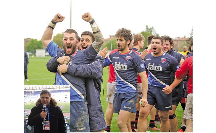 Il giornalista e tra i fondatori dell'Imola Rugby Paolo Ricci Bitti racconta i 40 anni della società imolese dopo il salto in B