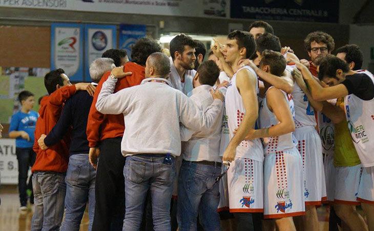 Basket serie B, vittoria e salvezza per la Sinermatic Ozzano