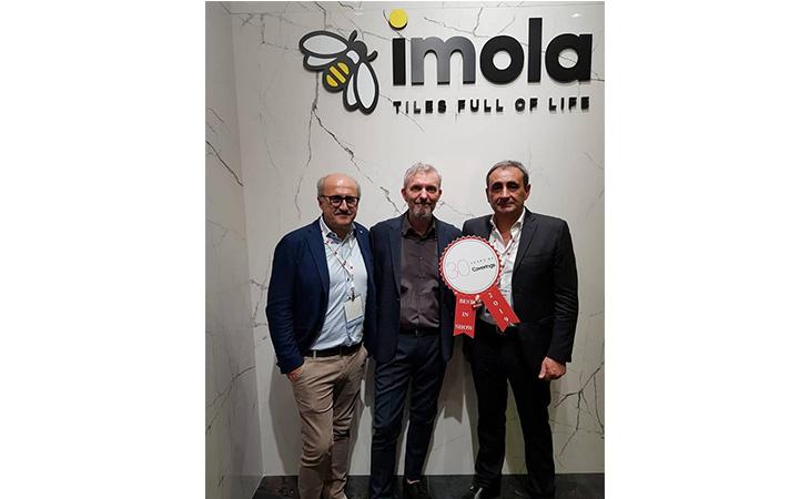 La Cooperativa ceramica di Imola premiata negli Usa alla ...