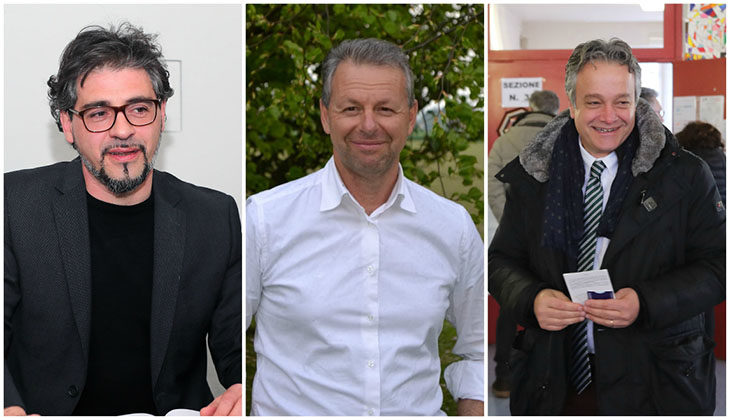 Elezioni, a Castel Guelfo Lega e centro divisi al voto mentre il centrosinistra punta su Franceschi