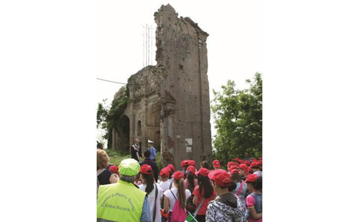 L'ex chiesa di Montecalderaro diventerà proprietà comunale