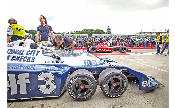 Minardi Day, all'autodromo di Imola due giorni con piloti e monoposto di Formula 1