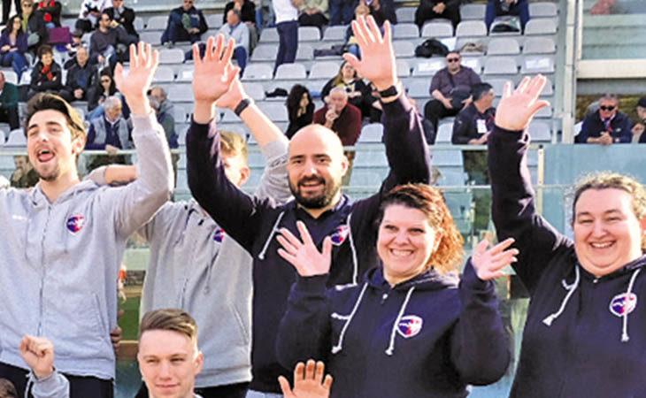 Futsal Imolese Kaos, il «dottor» promozione Alessandro Bandini con un passato tra i pali