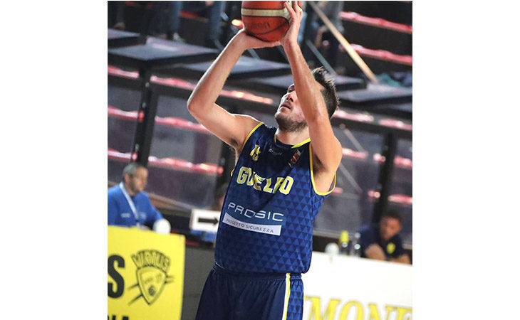Basket C Gold, play-out subito in salita per Castel Guelfo