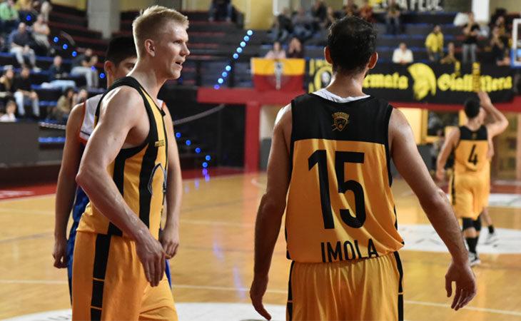 Basket C Gold, la Vsv Imola non stecca in gara-1 dei quarti play-off