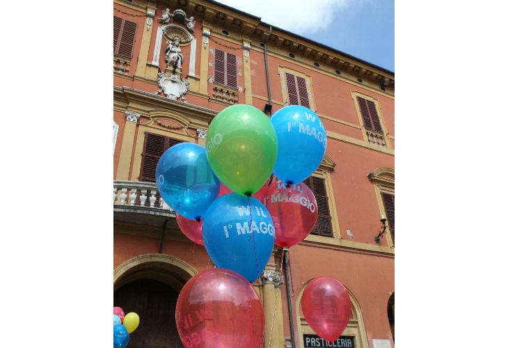 Primo Maggio, Cgil in piazza a Imola e Castel San Pietro, Uil e Cisl solo alla manifestazione nazionale di Bologna